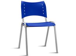 Cadeira Iso cinza
