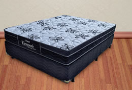 Firmpedic Springs Black