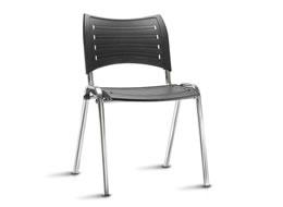 Cadeira Iso cromada